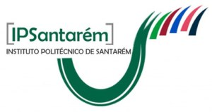 The Polytechnic Institute of Santarém Logo